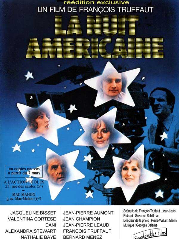 La Nuit Américaine De François Truffaut
