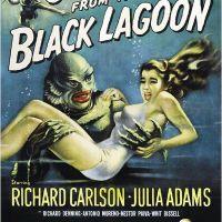 L'Etrange créature du lac noir