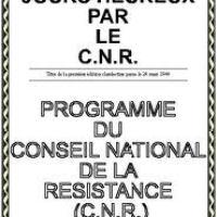Lundi 27 mai 2013 à 2Oh30, au cinéma Le Zola : Les jours heureux de Gilles Perret