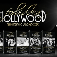 20 nouveaux DVD disponibles dans la collection Forbidden Hollywood