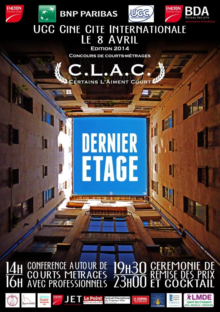 Affiche C.L.A.C. cérémonie (1)