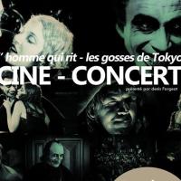 """Ciné-concerts """"L'Homme qui rit"""" et """"Gosses de Tokyo"""", à l'UKRONIE du 24 au 26 avril 2014"""