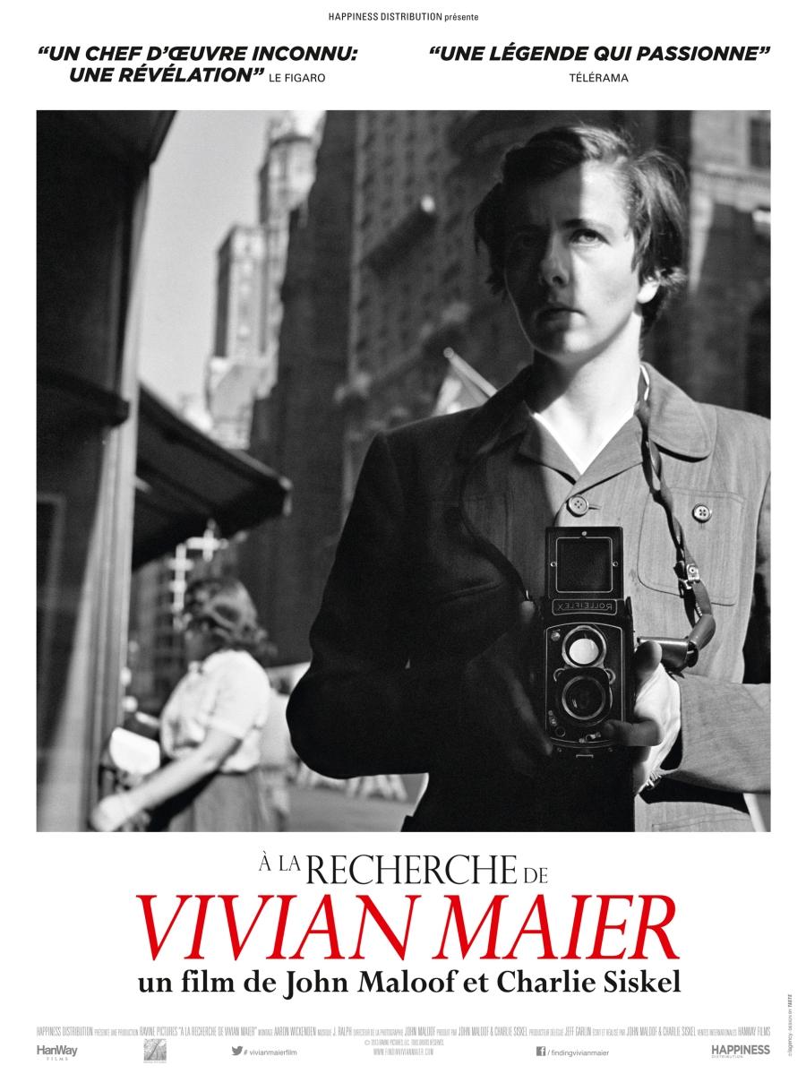 A la recherche de Vivian Maier, le portrait d'une photographe hors du commun