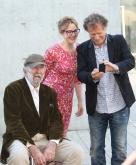Jean Pierre Marielle, Agnès Soral, Charles Berling