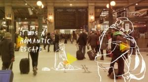 « Gare du Nord, voyage en ligne », cop. Les Films d'Ici