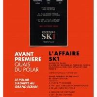 L'AFFAIRE SK1 de Frédéric Tellier, une avant première Quais du Polar