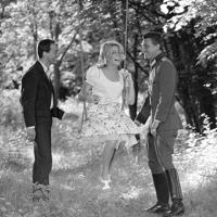 En décembre, La vie de château, film Ciné-Collection