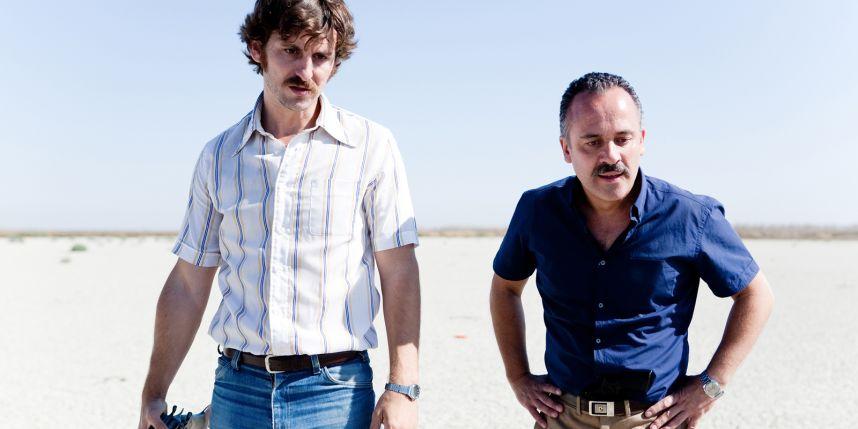 Javier Gutiérrez et Raúl Arévalo, deux flics pris dans les griffes du franquisme.