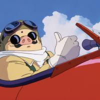 Porco Rosso de Miyazaki