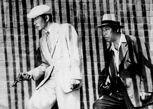 Prod DB © Shintoho / Toho / DR LE CHIEN ENRAGÉ (NORA INU) de Akira Kurosawa 1949 JAP avec Toshiro Mifune et Takashi Shimura