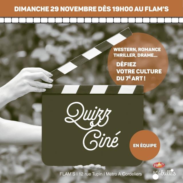 Quizz Ciné