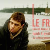 "[Cinéma Russe]  Lundi 4 avril 2016, ""le Frère"" d'Alexeï Balabanov, au cinéma Bellecombe"