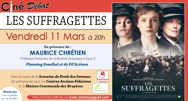 lessuffragettes