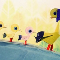 Dimanche 1er mai au Zola, Ciné Doudou : Les Petits canards de papier