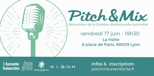 Visuel pitch & mix