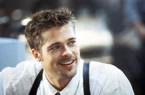 Seven 1995 rŽal : David Fincher Brad Pitt Collection Christophel