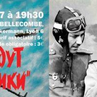 Lundi 8 mai, Seuls les anciens vont au combat, Soirée Cinéma Russe au cinéma Bellecombe !