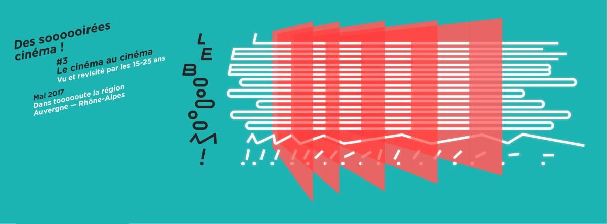 MAI 2017- LE BOOOOOM #3  - Le festival des 15-25 ans