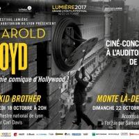 [Festival Lumière] Ciné-concerts Harold Lloyd à l'Auditorium de Lyon