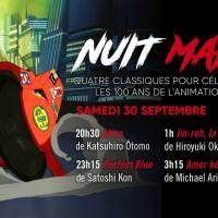 """30/09 à l'Institut Lumière : Nuit """"La révolution manga"""""""