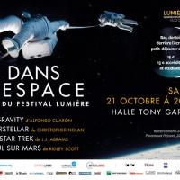 Une nuit la tête dans les étoiles - Nuit dans l'espace du festival Lumière 2017