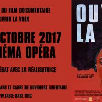 25 octobre, au cinéma Opéra, Ouvrir la voix - Suivi d'un échange avec la réalisatrice