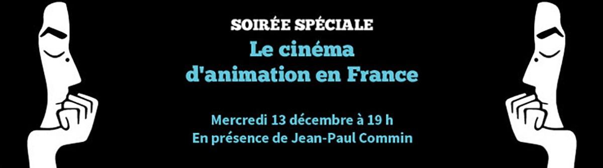 """[Jeu Concours] Gagnez des places pour la soirée """"Cinéma d'animation"""" à l'Institut Lumière, mercredi 13 décembre"""