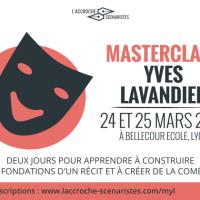 24 et 25 mars 2018, Grande Masterclass Yves Lavandier, à Bellecour École