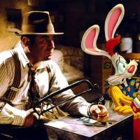 """Quais du Polar-Ciné-concert """"Qui veut la peau de Roger Rabbit""""?, samedi 7 avril au Marché Gare"""