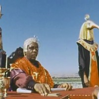 Le 21 mars 2018,  au Périscope, projection : Space Is The Place - Sun Ra