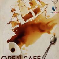 Vendredi 20 avril, à l'Aquarium ciné-café, Open Café 2ème édition