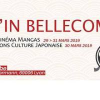 JAP'IN BELLECOMBE du 29 au 31 mars
